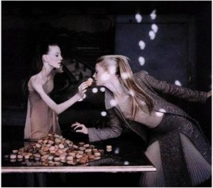 Anorexia: Carta Ana