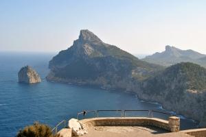 Mirador de El Colomer ( Mallorca)
