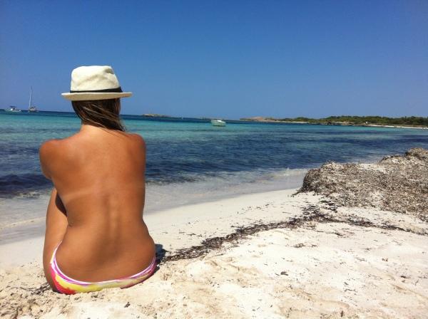 Playa Es Caragol ( Mallorca)