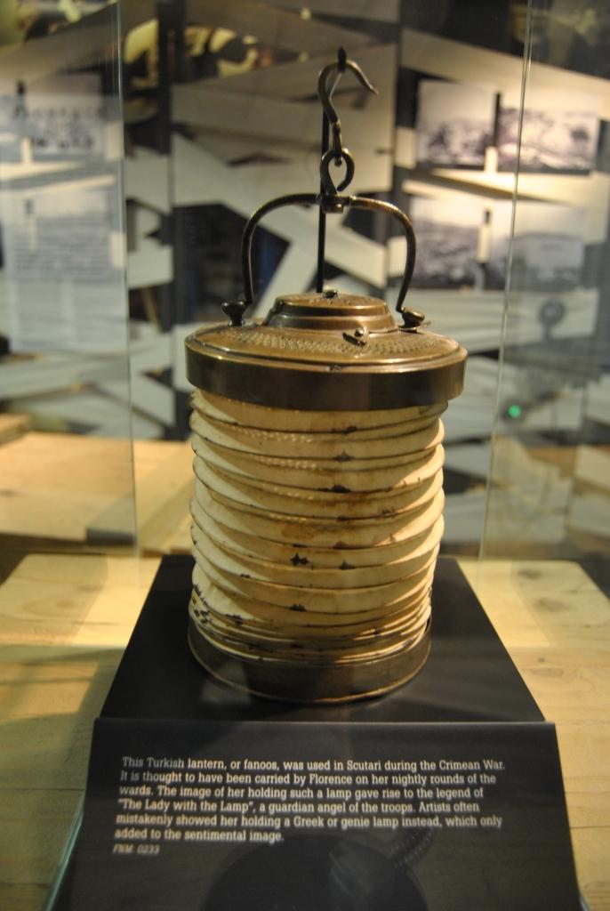 Lámpara de Florence Nightingale
