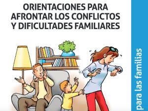 Manual orientación conflictos familiares