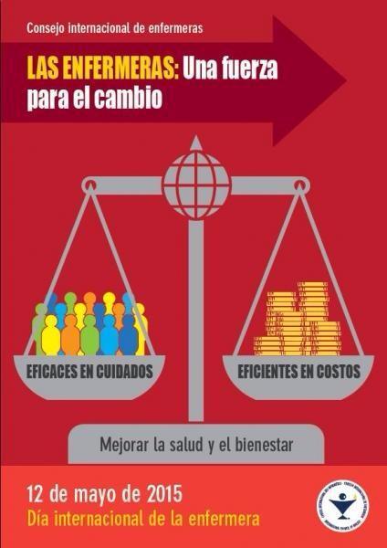 Imagen: Consejo Internacional de Enfermería