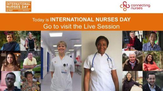 Día Internacional de Enfermería