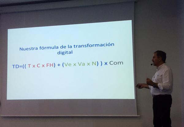 Masterclass transformacion digital