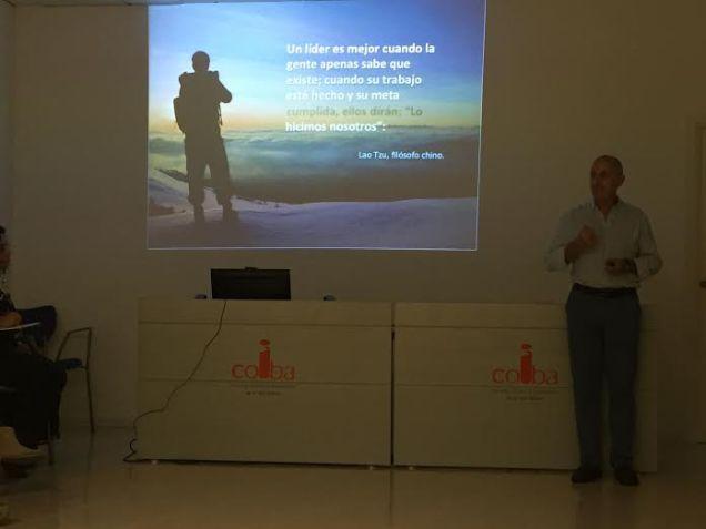 Comienzo del curso: Liderazgo en el ámbito sanitario, por Javier Álvarez