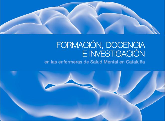 formación, docencia e investigación salud mental cataluña