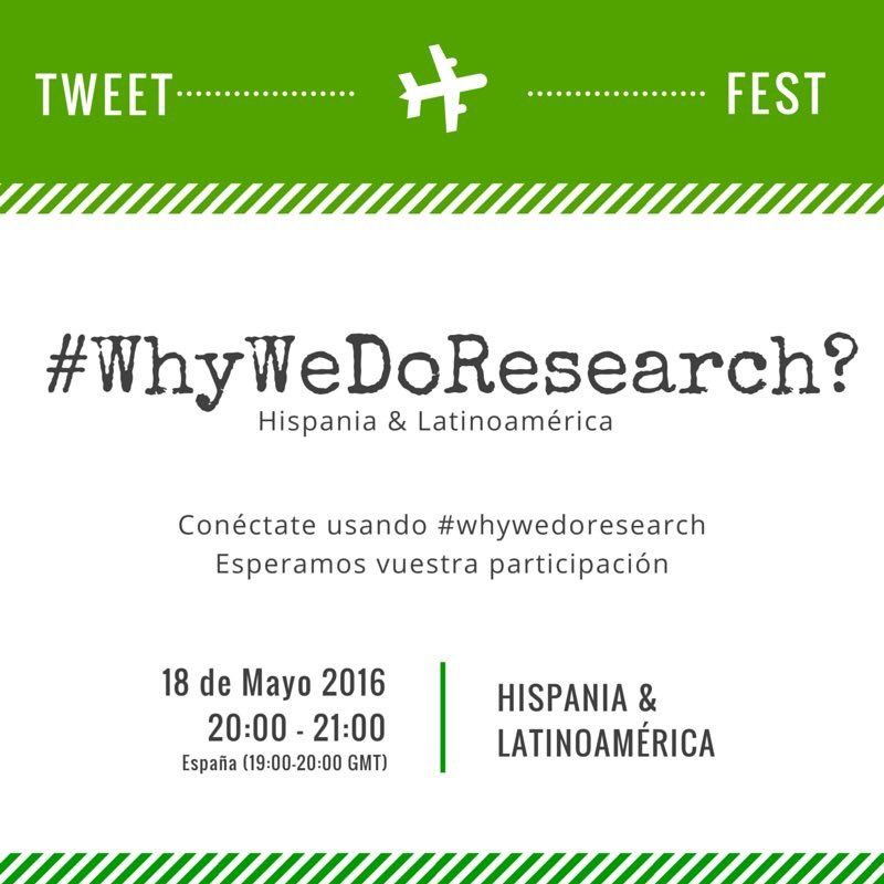 #whywedoresearch