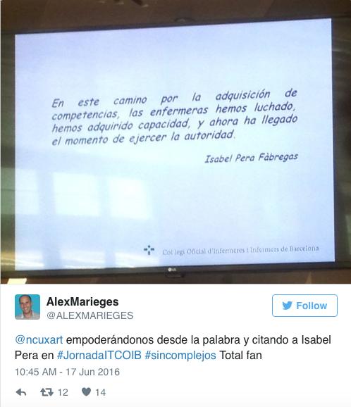 Tweet de @ALEXMARIEGUES