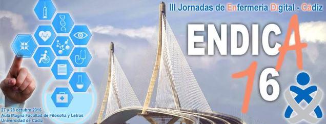 #Endica16