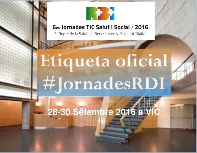 #jornadesRDI