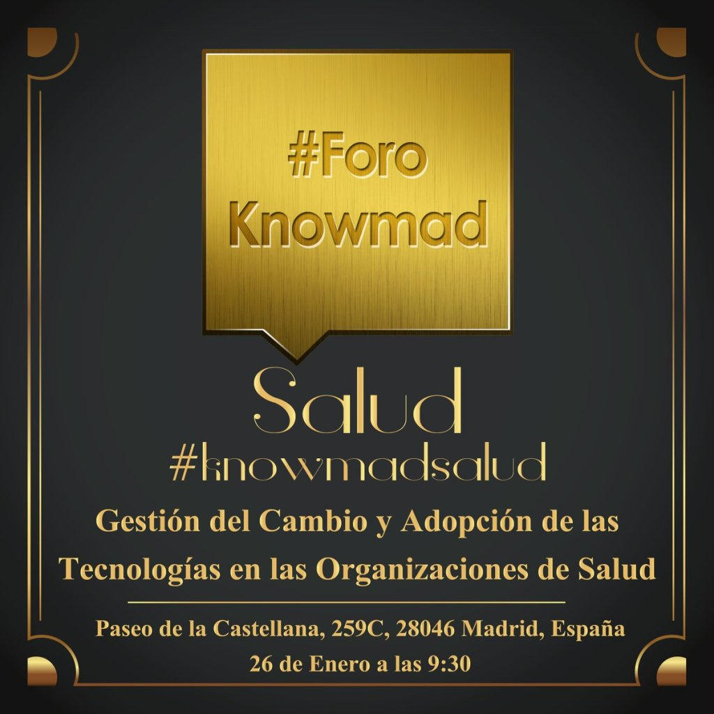 #KnowmadSalud