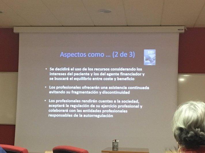 #profesionalismo