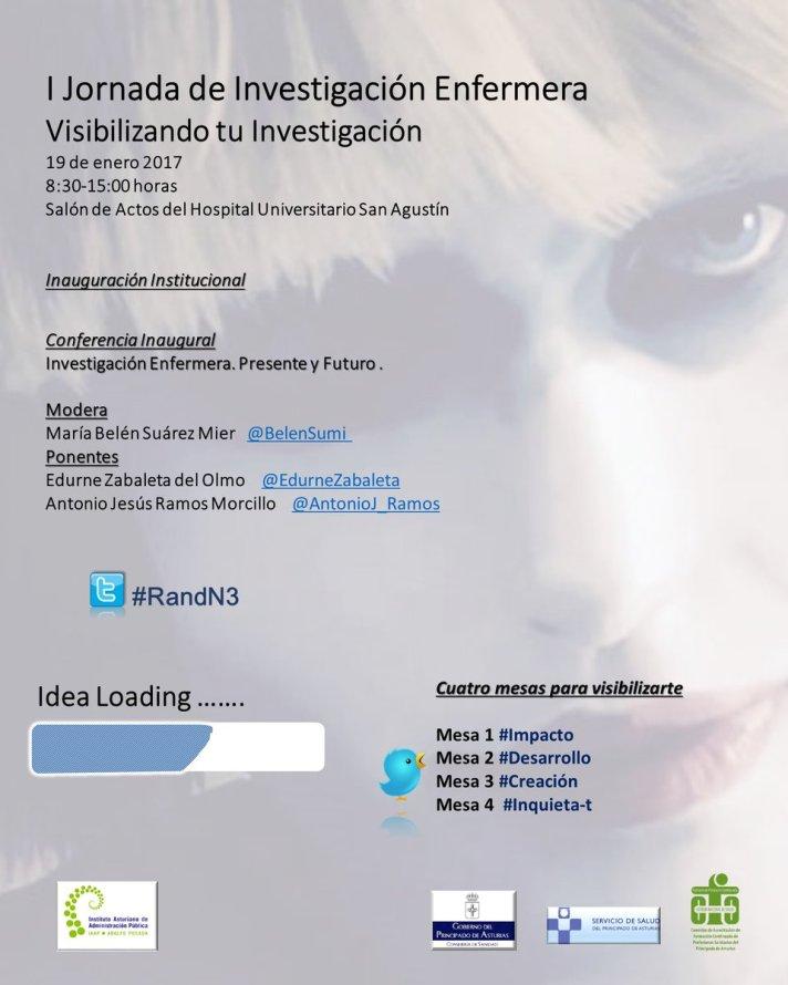 Cartel de la Jornada vía @anamarsu