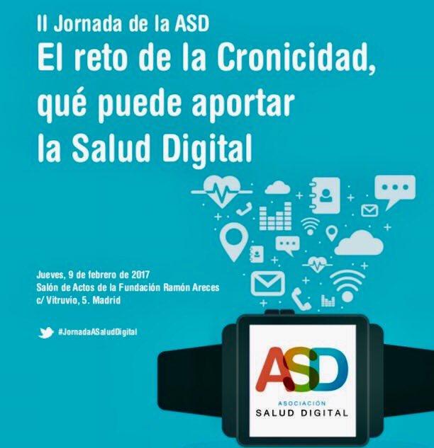 #JornadaASaluddigital